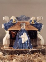 Rye-Pottery-Naive-Nativity-Ceramic-Mother-Child