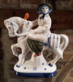 Rye Pottery_Chaucer's Canterbury Tales_Ceramic Figure_Wife_of_Bath - Gift