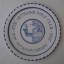 Bespoke Golfing plate - Rye Pottery