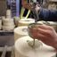 Moulded Figures, Ceramic, Chaucer's Canterbury Tales are cast using liquid clay into Plaster of Paris Moulds